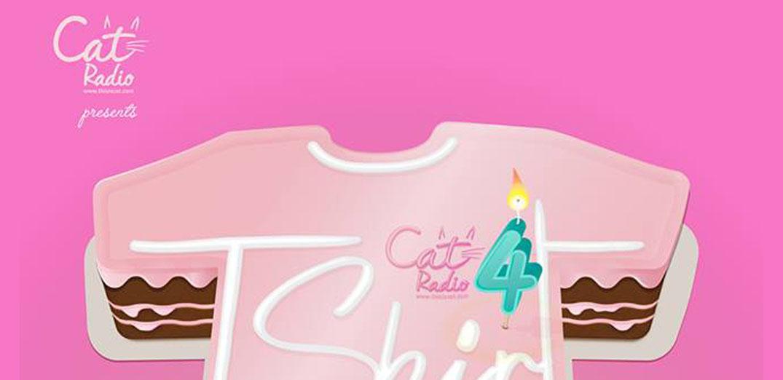 เตรียมช้อปเสื้อยืดนับพันในงาน Cat T-Shirt 4 Happy Birthday