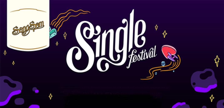 งานดนตรีเพื่อคนโสดกลับมาแล้ว กับ SINGLE Festival On Tour 2017