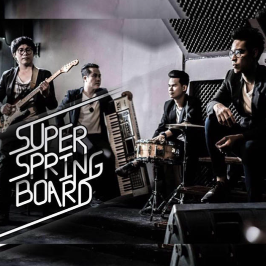 Super Spring Board