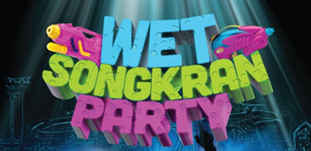 Ramayana Water Park presents : Wet Songkran Party