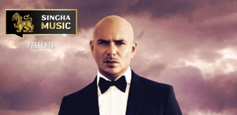 เตรียมโดดที่ Pitbull Climate Change Tour Live in Bangkok 2017