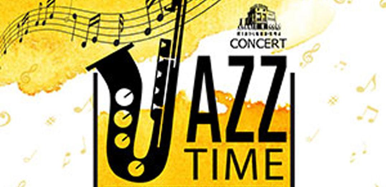 """ดื่มด่ำดนตรีแจ๊สไปกับคอนเสิร์ต """"JAZZ TIME"""""""