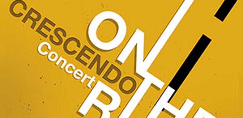 """คอนเสิร์ตครั้งใหญ่ในรอบ 10 ปี """"Crescendo on the run"""""""
