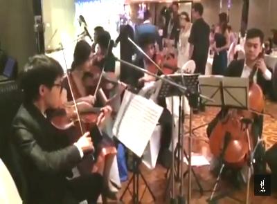 korobushka - june violinist