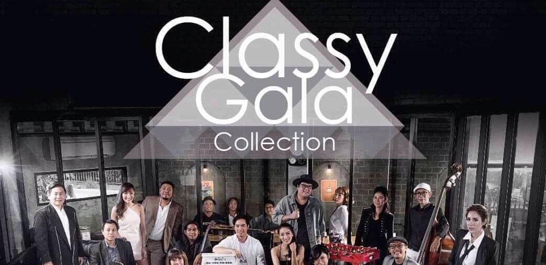 Classy Gala Collection รวม 15 บทเพลงเพราะ พร้อมเปิดจองแล้ว!