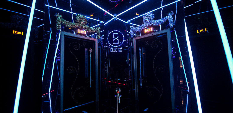 """CLUB SX"" สัมผัสความหรูหราเหนือระดับกลางกรุง ที่สุดของเอเชียร์ตะวันออกเฉียงใต้"