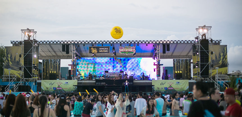 สนุก ฟิน แบบเปียกๆ ในงาน Wet & Wild Festival 2017