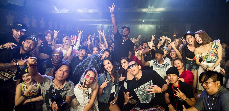"""ร้องเล่น เต้นสนุกไปพร้อมกันใน """"Iyaz Exclusive Party Live in Bangkok"""""""