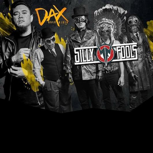 SillyFools & Dax Rock Rider