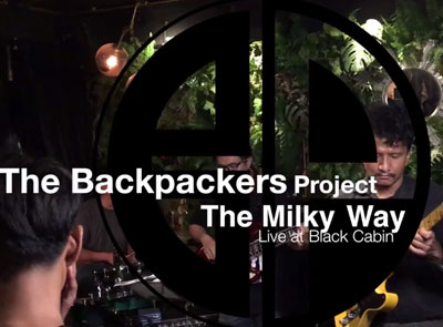 The Milky Way [ live at Black Cabin ]