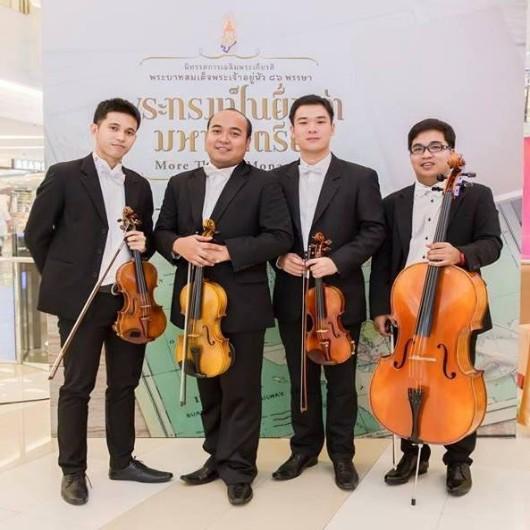 Momentum String Quartet