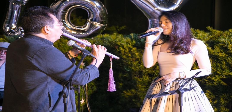 BirthDay Party คุณจอย-ศิริลักษณ์ วงดนตรีงานเลี้ยง The Day @Park Hyatt Bangkok