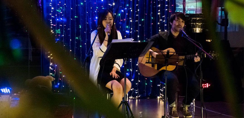 Lucky Tree วงดนตรีงานเลี้ยง บริษัท อัคริณโฮเทลกรุ้ป จำกัด @Akyra Thonglor Hotel