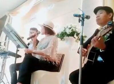 Lovin' You - Tango Band