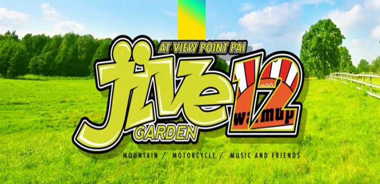 """Jive garden 12 @ View Point Pai"""