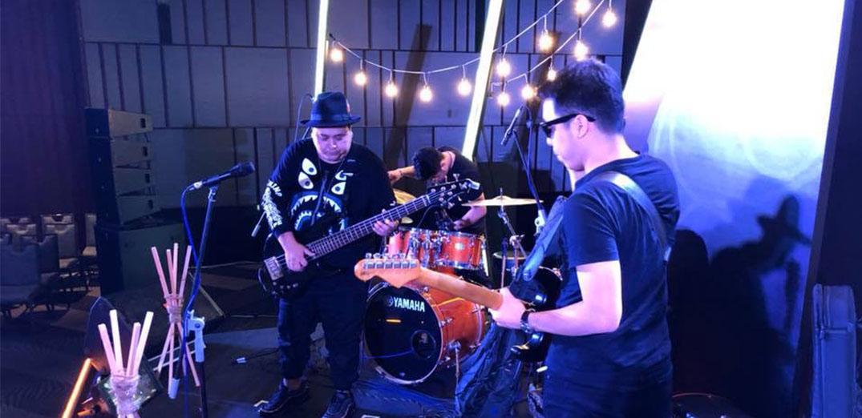Polar Bear วงดนตรีงานเลี้ยง บ.GSK ประเทศไทย จำกัด ณ โรงแรมโบทานิก้า เขาใหญ่