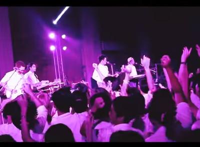 Blue Shade - อยากเจอ (Live)