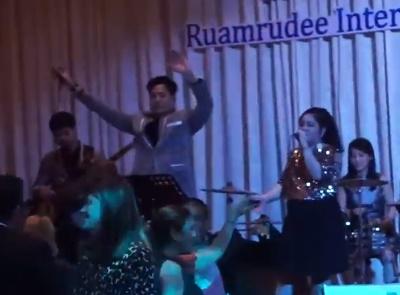 วงดนตรีงานปาร์ตี้ : เพลงสนุกๆ เต้น