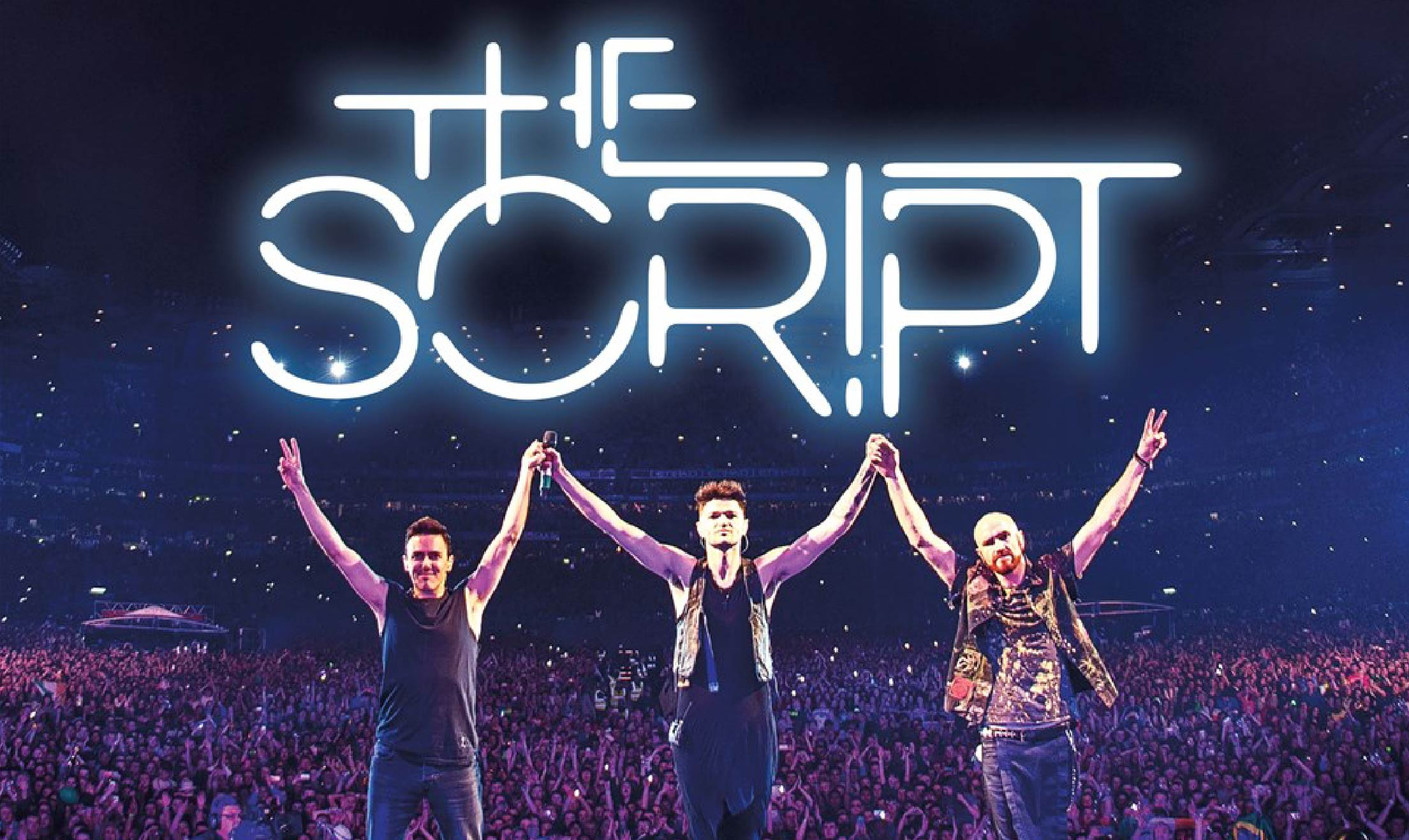 The Script live in Bangkok ประกาศคอนเสิร์ตในกรุงเทพฯ