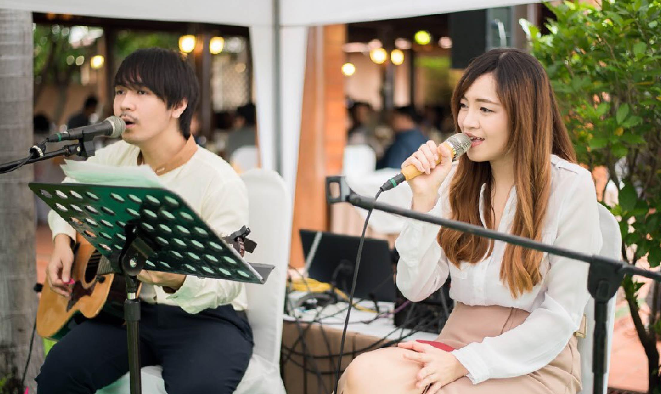 Lucky Tree วงดนตรีงานแต่งงานที่เรือนไทยรามอินทรา