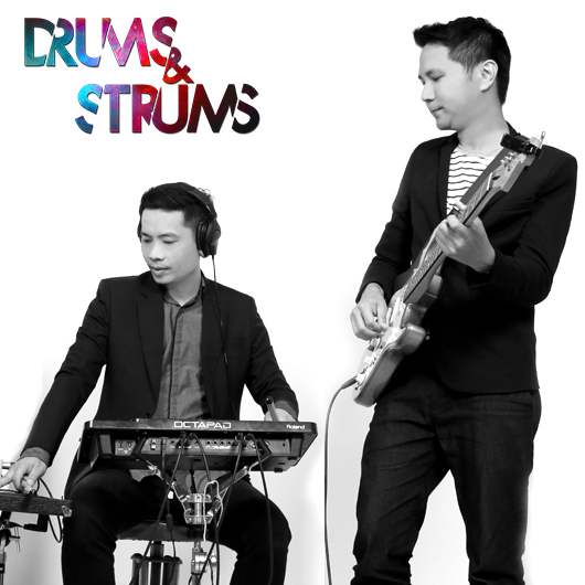 Drums and Strums band