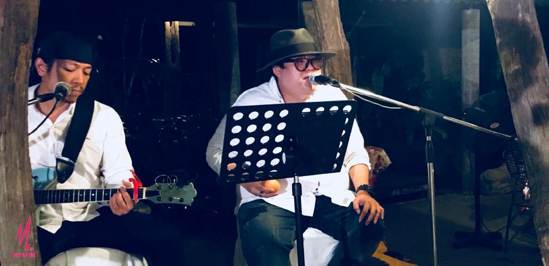 """ประทับใจกับวงดนตรีงานแต่ง """"Ake The Voice season 1"""" @บ้านก้ามปู"""