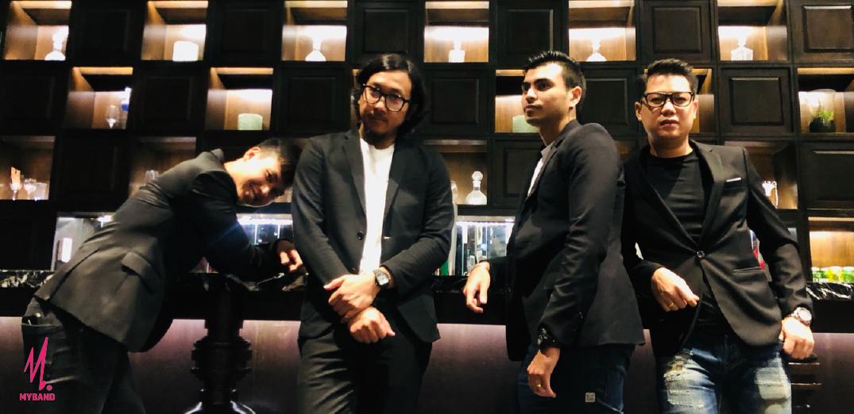 """พบกับพวกเขาในรูปแบบวงดนตรีงานแต่ง """"HONESTY"""" @Marriott Hotel Bangkok"""