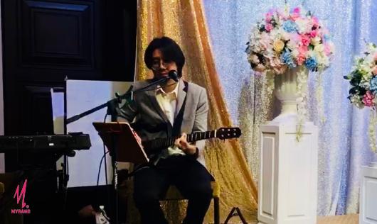 """วงดนตรีงานแต่งที่จะมามอบความสุขให้คุณ """"Over Chill"""" @โรงแรมอมารี ดอนเมือง"""