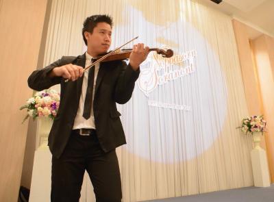 วงดนตรีงานแต่ง2 - Violin bk