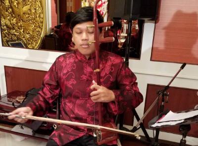 วงดนตรีงานเลี้ยง#2 - The Ku Zheng