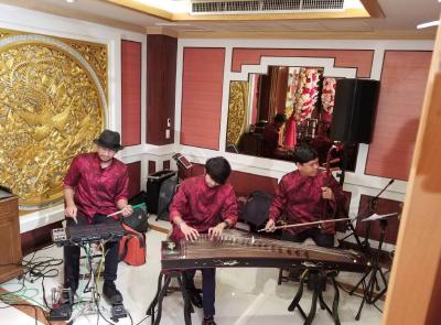 วงดนตรีงานเลี้ยง - The Ku Zheng