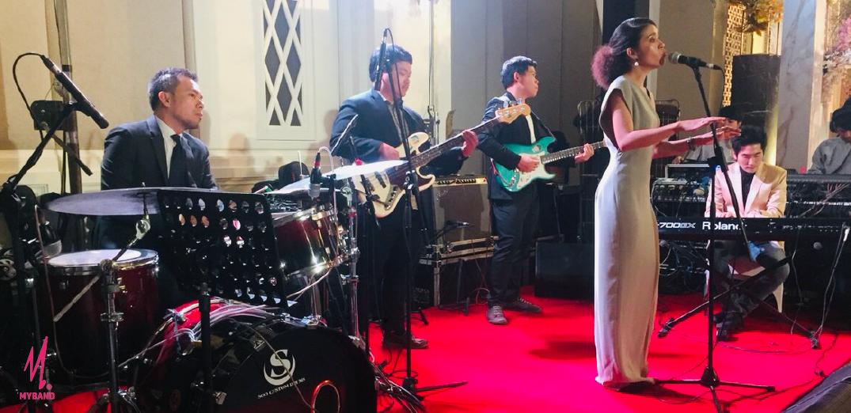 Sunny Trio & Natt Buntita วงดนตรีงานแต่งเพื่อทุกคู่  @The Athenee Hotel
