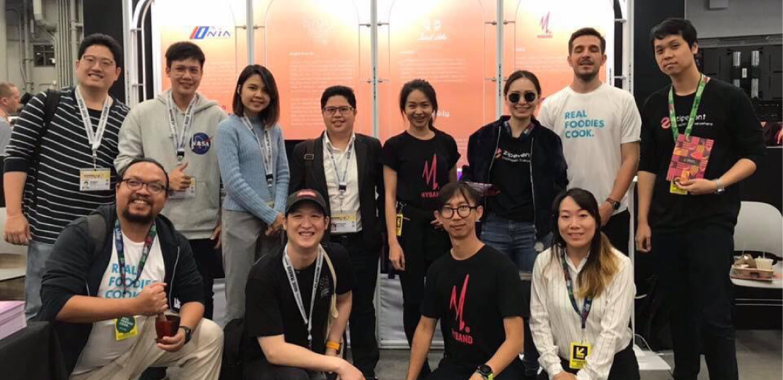 MYBAND หนึ่งในตัวแทนจากสตาร์ทอัพประเทศไทยที่ได้ไปเฉิดฉายใน SXSW 2019