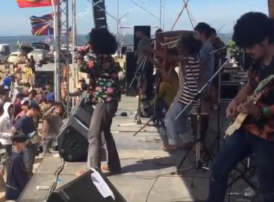 ละไม หรรษา-ถ่าหยังไปถ่าแมะ @E-sen music festiva 2017