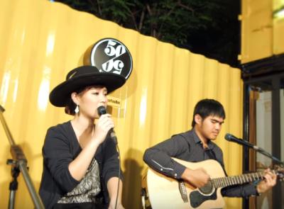 ตุ๊กตา The Voice : Lost Stars - Acoustic Live at Scrambler Cafe