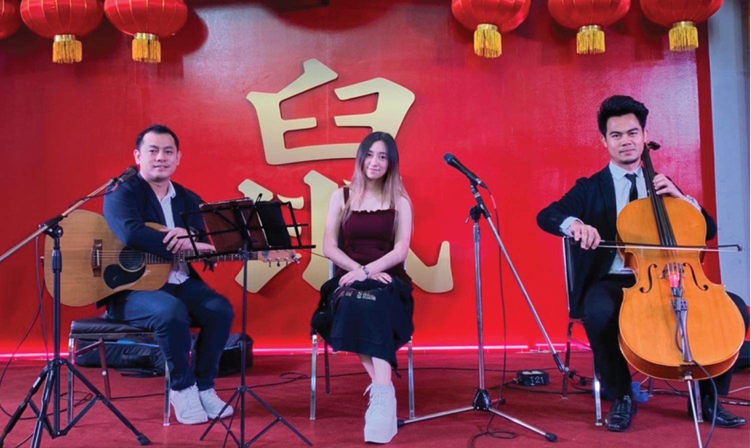 Nitaa มอบความสุขในงาน Chinese New Year ที่ศูนย์การค้า Terminal21 สาขาอโศก