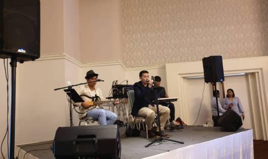 วงดนตรีงานเลี่ยง 2 OLDER มอบความสุขในวันพิเศษให้คู่บ่าวสาวในงานแต่งงาน