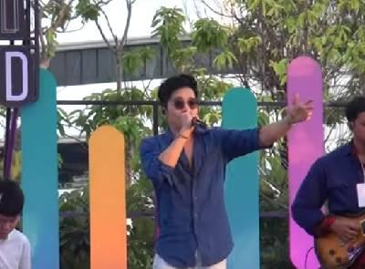 Mini-Concert (Love Fest Thailand) - ณัฐ ศักดาทร
