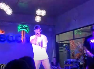 เจ เจตริน Live in The Beach 29-3-2018 (Full Concert)