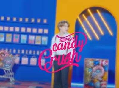 SBFIVE - CANDY CRUSH [Official MV ]