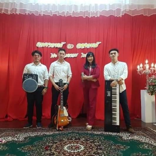 วงดนตรีงานแต่ง kai จันทบุรี