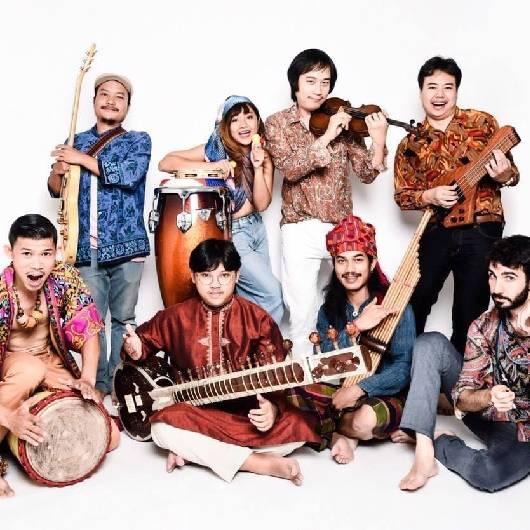 วงดนตรีอินเดียประเทศไทย