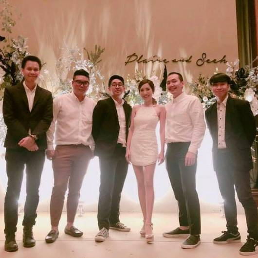 The bright band