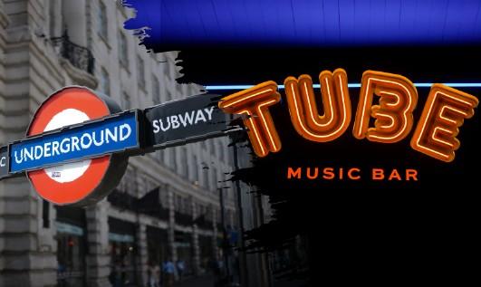 จากรถไฟใต้ดินแห่งแรกของโลกในลอนดอน สู่ Tube Music Bar การเดินทางของดนตรีและสถานี